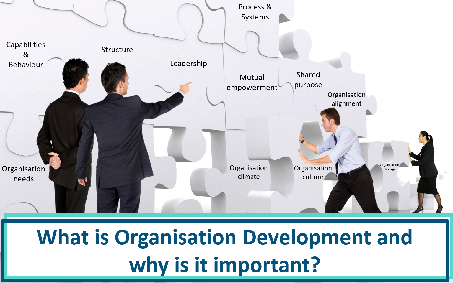 What is Organisation Development and why is it important?