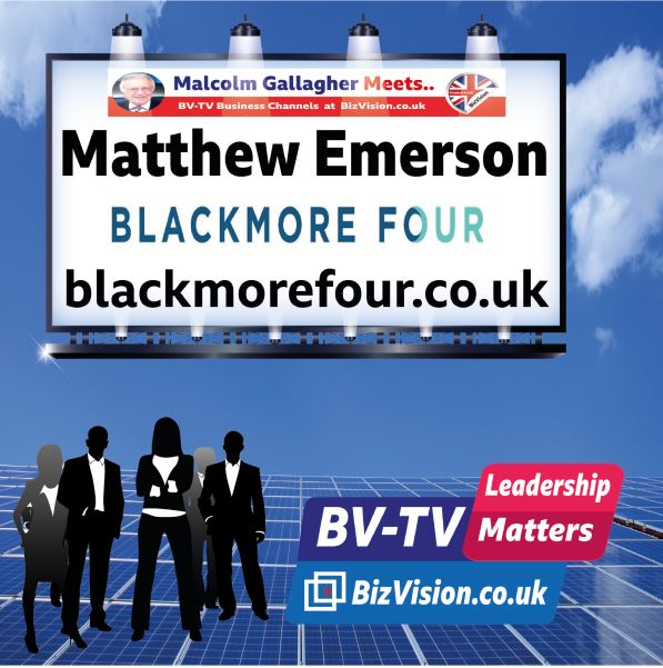 Organisational Effectiveness is the key says Matthew Emerson on BV-TV Show