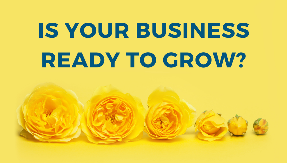 Is your business ready to grow?